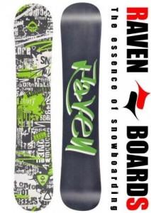 Rocker Snowboard Test