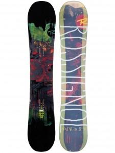 Rossignol Snowboard Test